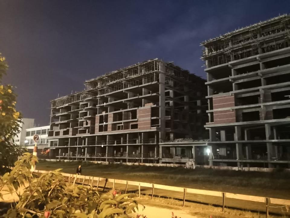 smouha Grand veiw development stages