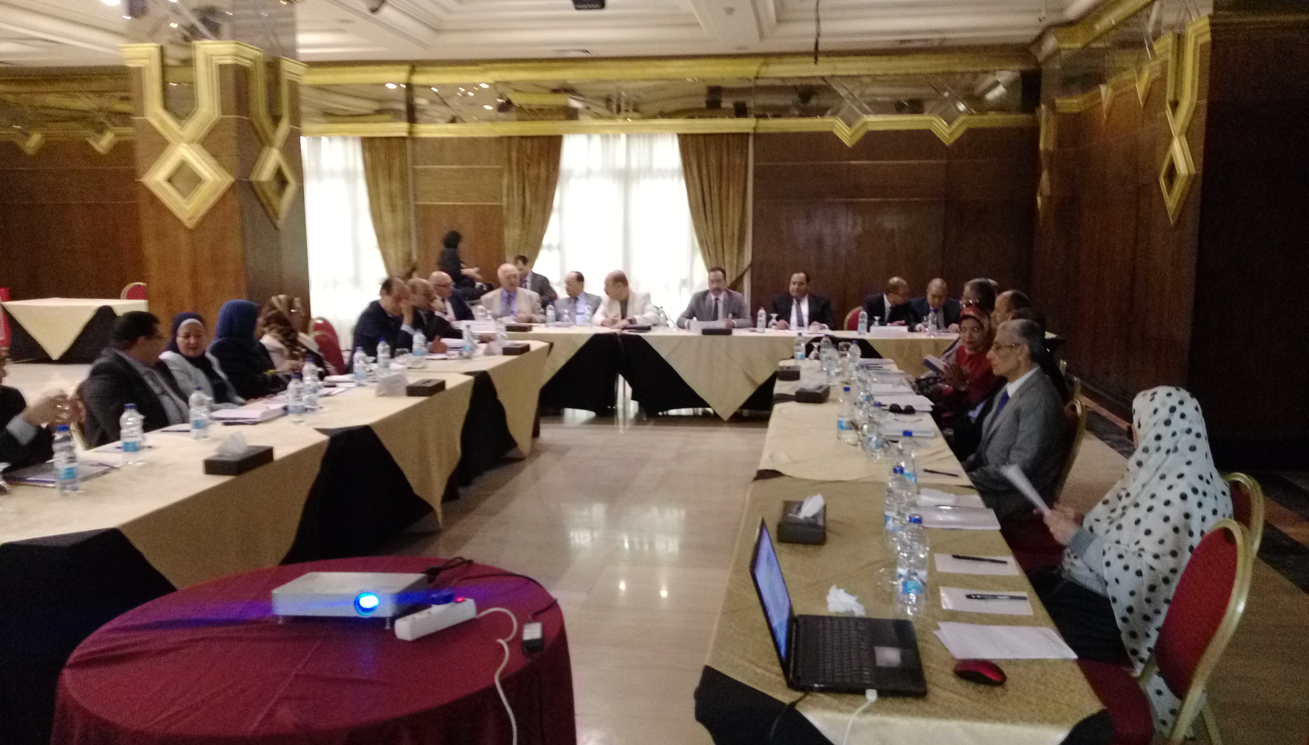 the ordinary General Assembly for Alexandria company  for investments and urban development to approve 2018 budget